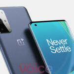 OnePlus 9 Pro hole indicates a Hasselblad camera tie-in